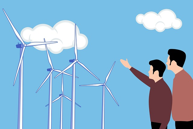 impacto ambiental de la energía eólica representa cambios