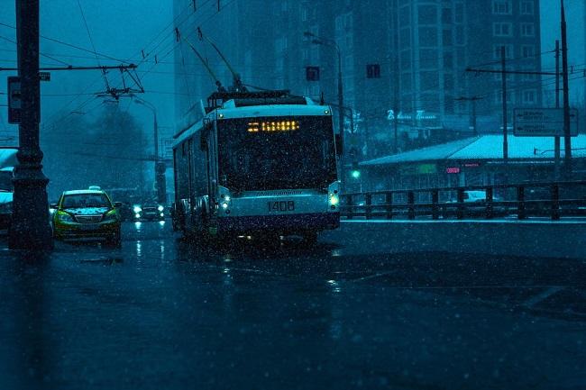 Autobuses eléctricos, el futuro llegó