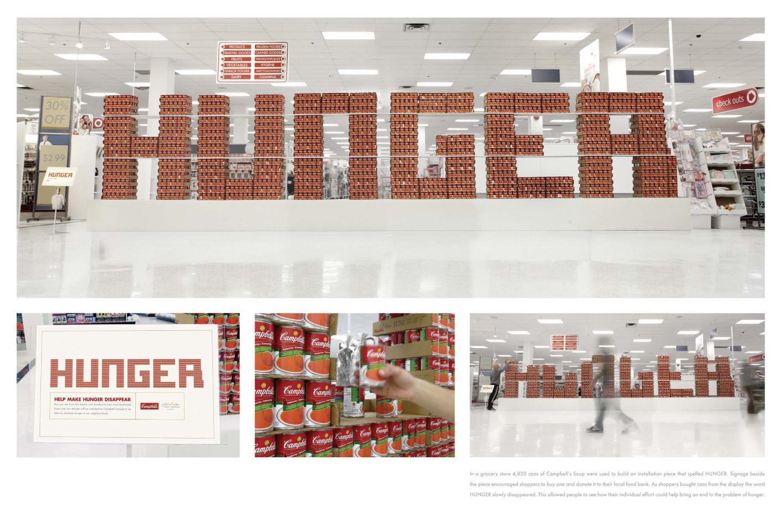Campañas contra el hambre