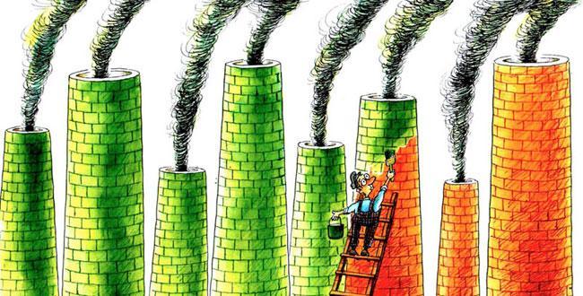 Cómo distinguir a las empresas que no son verdes pero se dicen serlo? |  ExpokNews