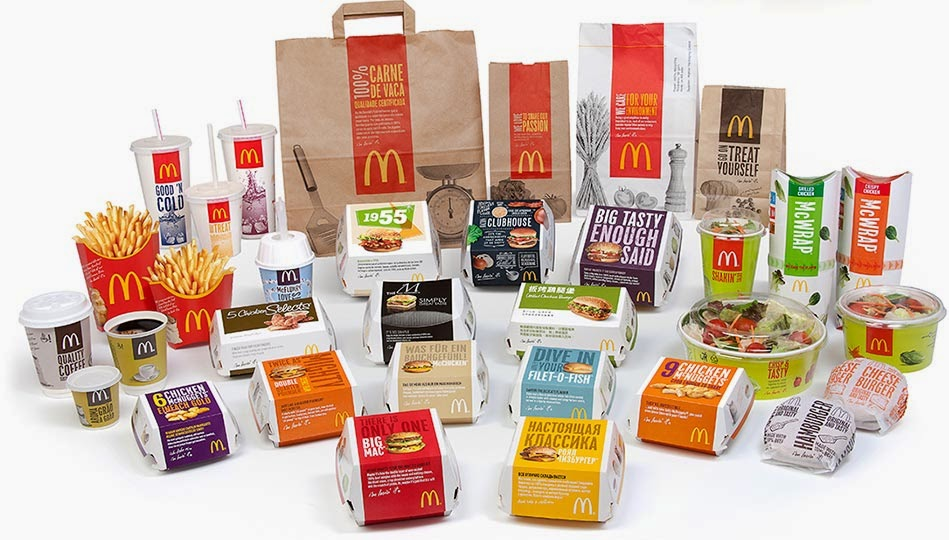 Envases reciclables en McDonald's2