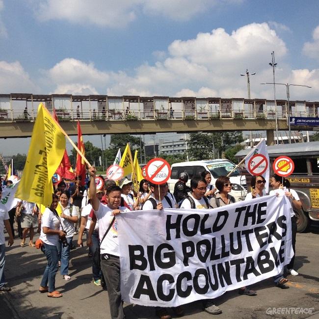ExxonMobil, Shell, BP, Chevron, entre multinacionales en la prueba del clima uno de los sucesos de RSE en 2017