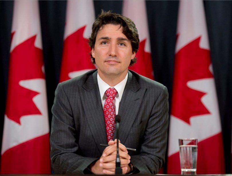Mujer acusó a Trudeau de manosearla