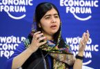 Yo no puedo escolarizar a todas las niñas del mundo, Malala
