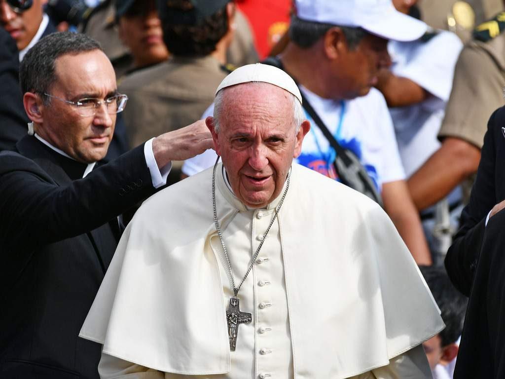 Declaraciones del Papa sobre niños homosexuales