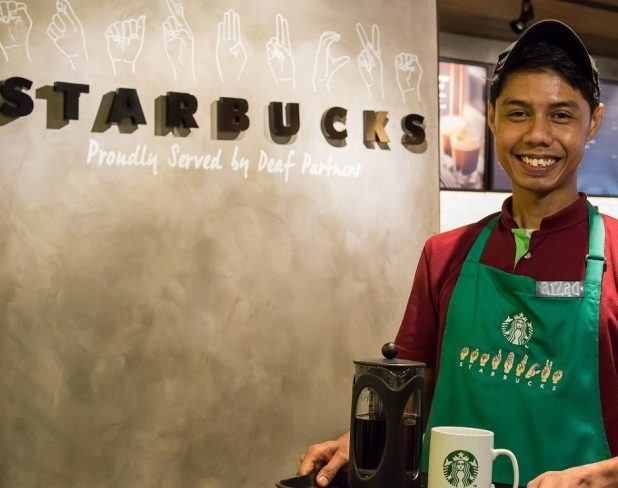 Diversidad en Starbucks