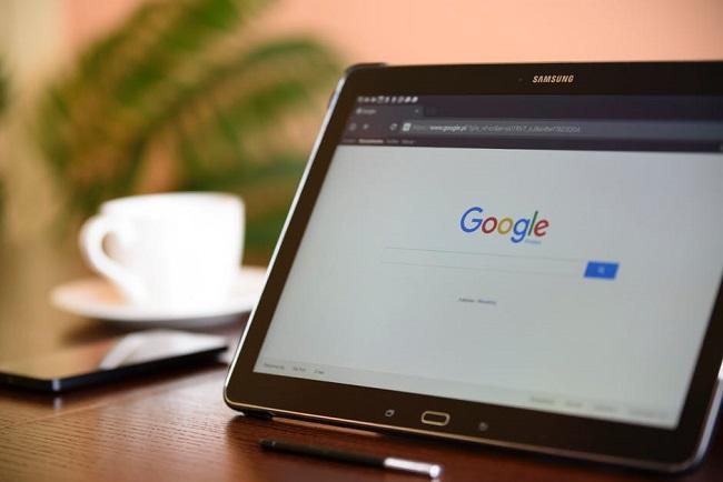 Google es una de las empresas BAADD