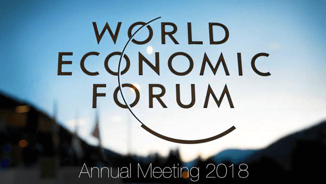 Seguir los Davos 2018 en vivo