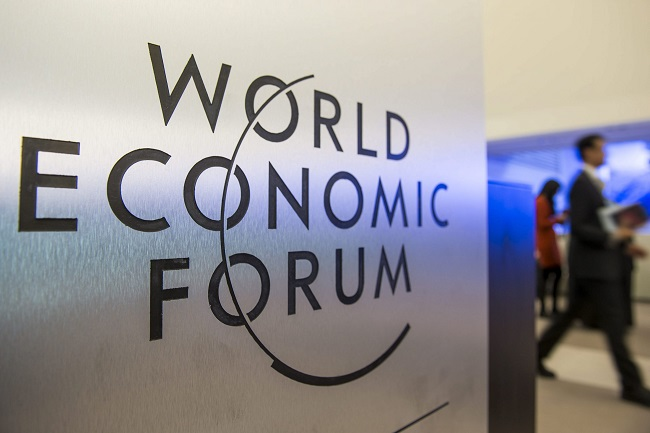 48 reunión anual del Foro Económico Mundial