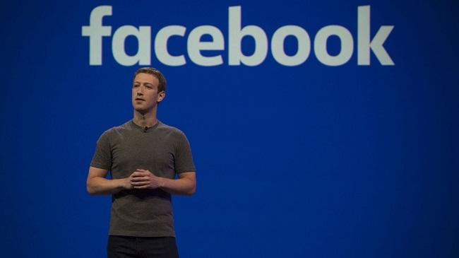Mark Zuckerberg fundador de Facebook una de las empresas BAADD