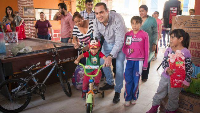 juguetoks, toks, rse de toks, juguetoks 2018, donacion de juguetes para ninos, juguetes para ninos vulnerables, ticuman, morelos, comunidades afectadas por los sismos, sismo 19 de septiembre 2017, apoyos a las comunidades afectadas por los sismos, que es el juguetoks, que es juguetoks