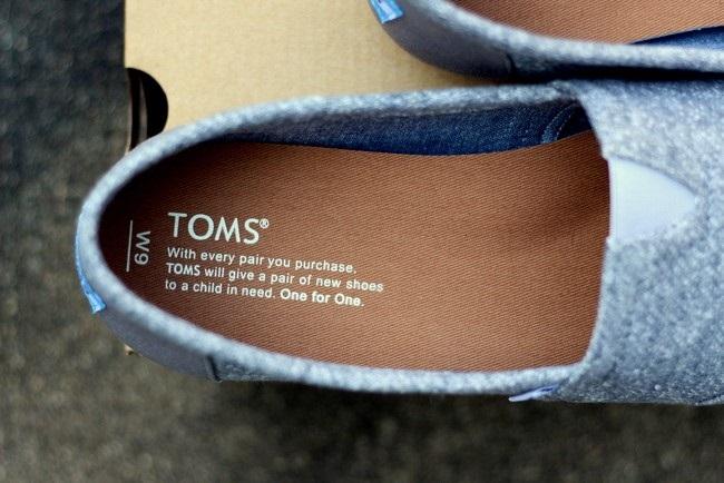 Ejemplos de RSE: caso TOMS