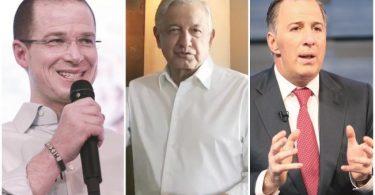Combate a corrupción e inseguridad, armas de presidenciab