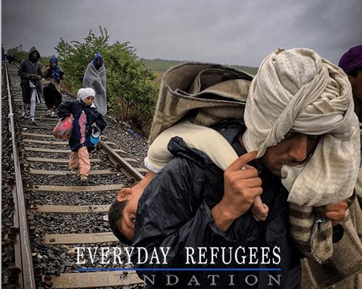 Que hace una organización a favor de los refugiados