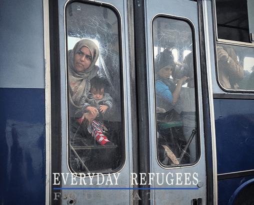 Como ayuda una organización a favor de los refugiados