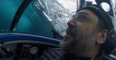 avier Bardem fue al fondo del Antártico por una buena causa