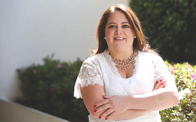 Lideres reposables: Ana Paula Fernandez