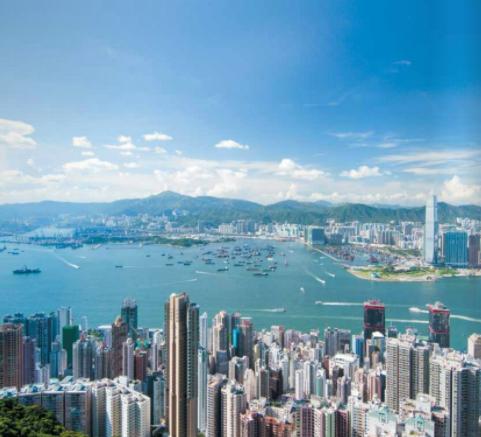 Blueprint Hong Kong factores para crear una ciudad inteligente
