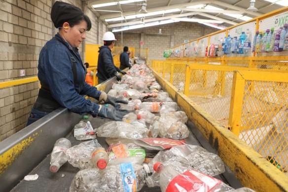 Coca Cola ya esta trabajando en cero residuos en Mexico