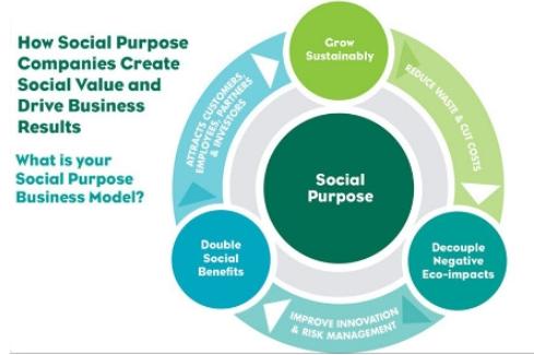 Como las marcas orientadas en el proposito crean valor social y evitan fallar con el proposito