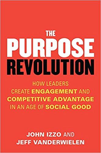 Libro The Purpose Revolution que ofrece tips practicos para evitar fallar con el proposito