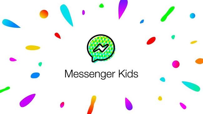 la app de Facebook para niños