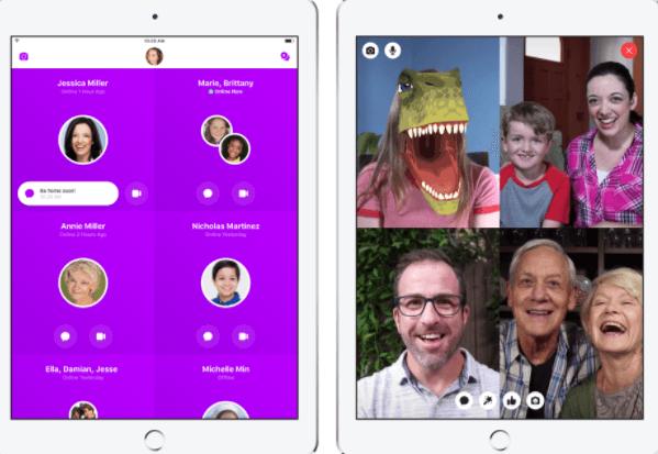 Messenger Kids la app de Facebook para niños hizo que expertos le enviaran una carta a Zuckerberg