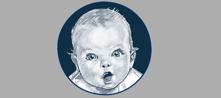 Luego de 90 años Gerber elige como imagen a un bebé con síndrome de Down