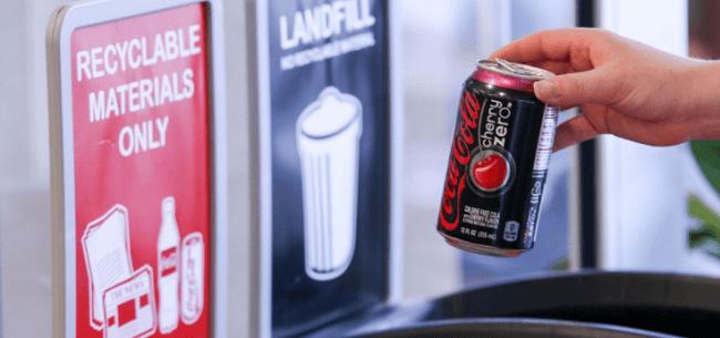 La nueva meta de Coca Cola cero residuos