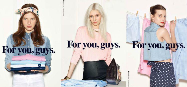 10 pasos para identificar la publicidad sexista