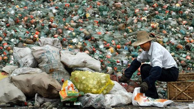 Resultado de imagen para china importacion residuos