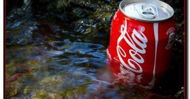 Coca-Cola reabastece, reduce y recicla el agua que emplea en sus productos