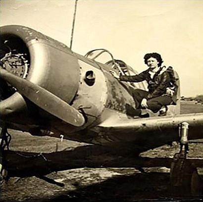 Irene Leverton parte de las mujeres astronautas de Mercury 13