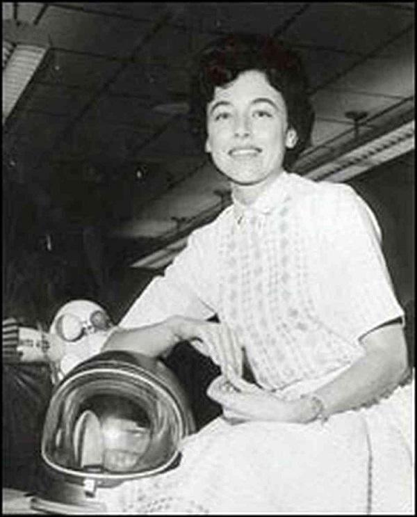 Jerri Truhill parte de las mujeres astronautas de Mercury 13