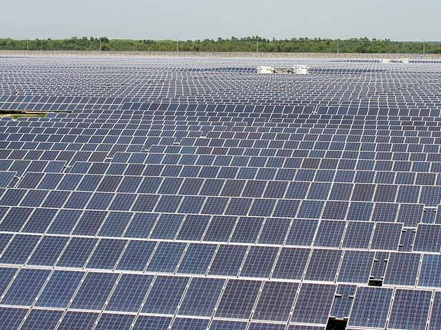 Quaid-e-Azam Solar Park