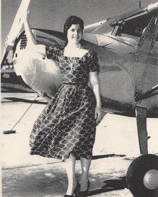 Sarah Ratley parte de las mujeres astronautas de Mercury 13