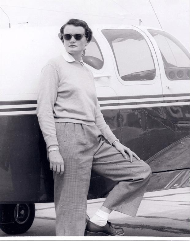 Bea Steadman parte de las mujeres astronautas de Mercury 13