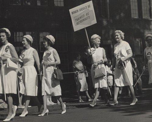 Campaña de las mujeres astronautas