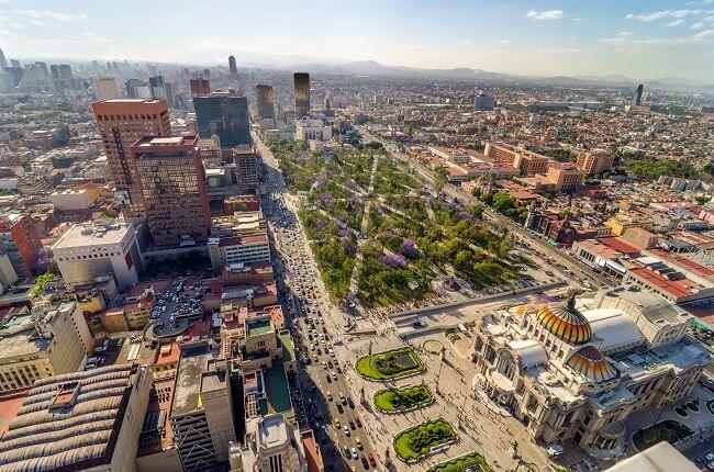 Ciudad de Mexico una ciudad sostenible