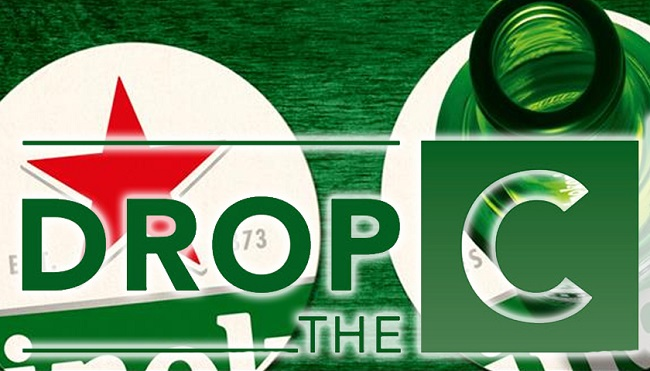 Que es Drop the C el nuevo programa de Heineken
