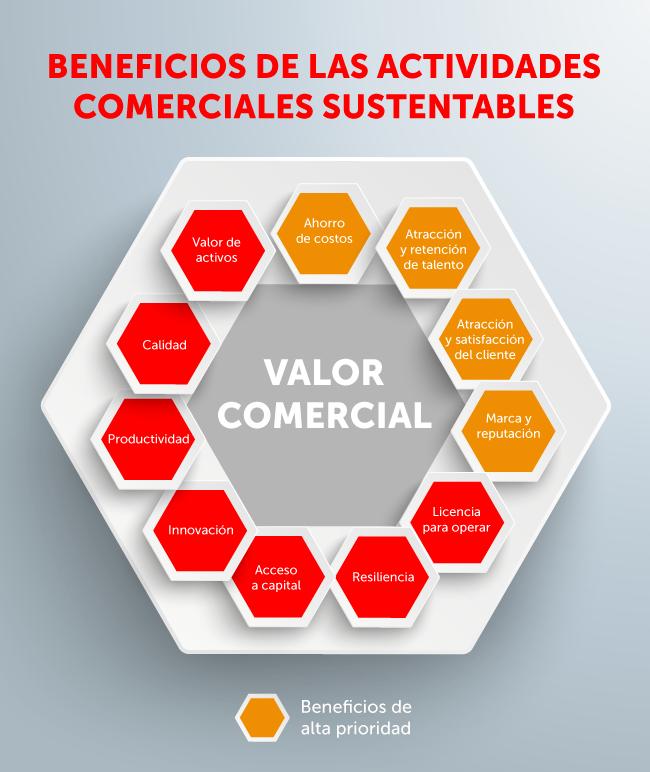 Cual es el ROI de la sustentabilidad - valor comercial