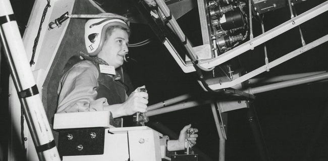 Jerrie Cobb la primera de las mujeres astronautas Mercury 13