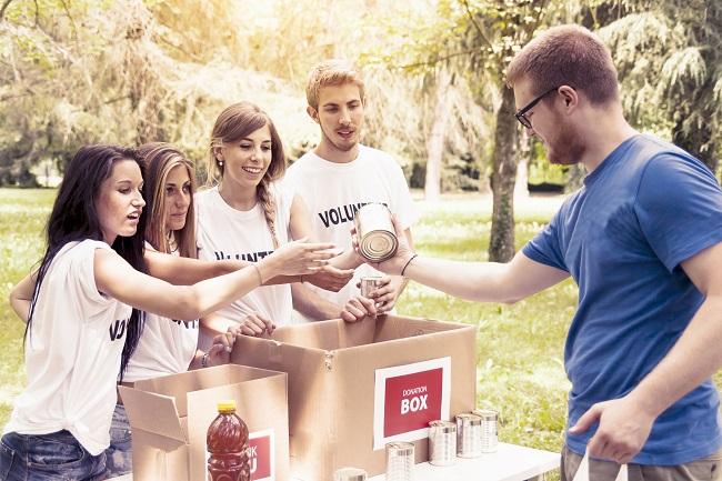 Voluntariado corporativo es mucho mas que una estrategia de ganar ganar
