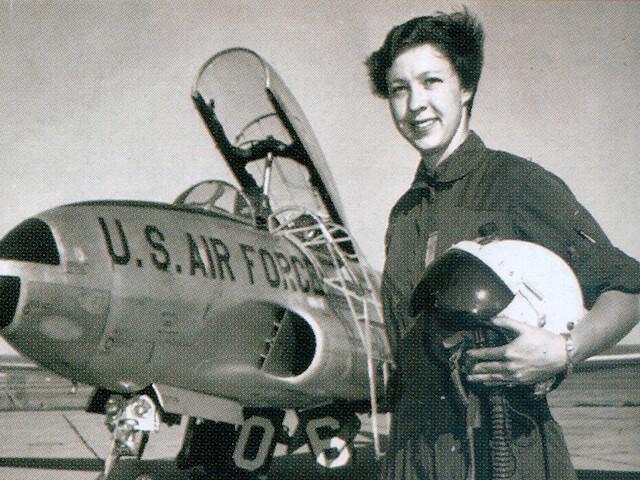 Wally Funk parte de las mujeres astronautas de Mercury 13