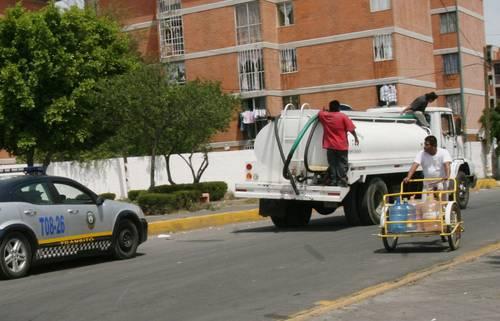 5 acciones que podrían acabar con el agua en CDMX