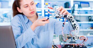 5 razones por las que la robótica promueve la equidad de género