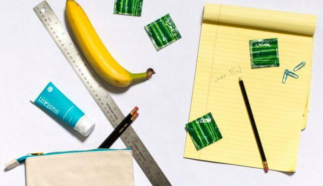 Condones y tampones sustentables