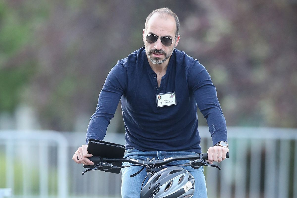 UBER se sube a las bicis eléctricas