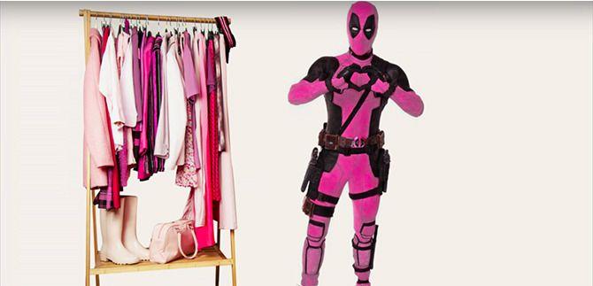 Deadpool va contra el cáncer 5