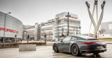 Ejecutivo de Porsche, detenido por escándalo de emisiones